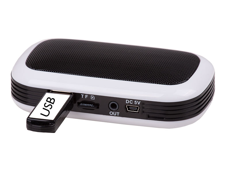 Radio portatile mp3 trevi rs 745 usb jimmy for Radio con chiavetta usb