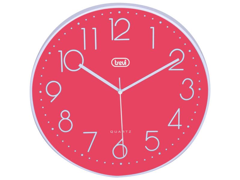 Orologio da parete 25 cm Trevi OM 3311 L LEGNO