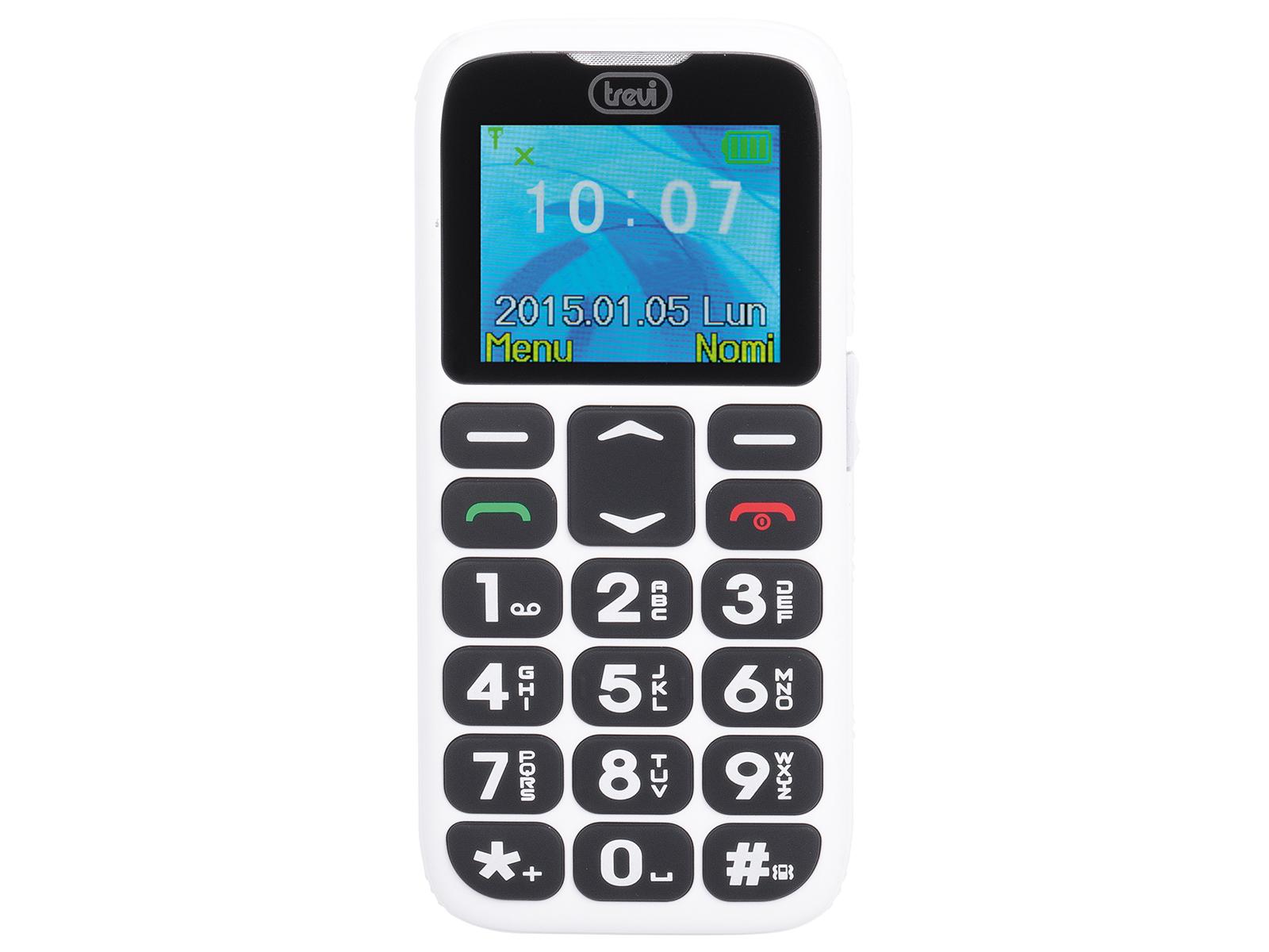 Smartphone android trevi phablet 5q4 quad core - Smartphone con tasti ...